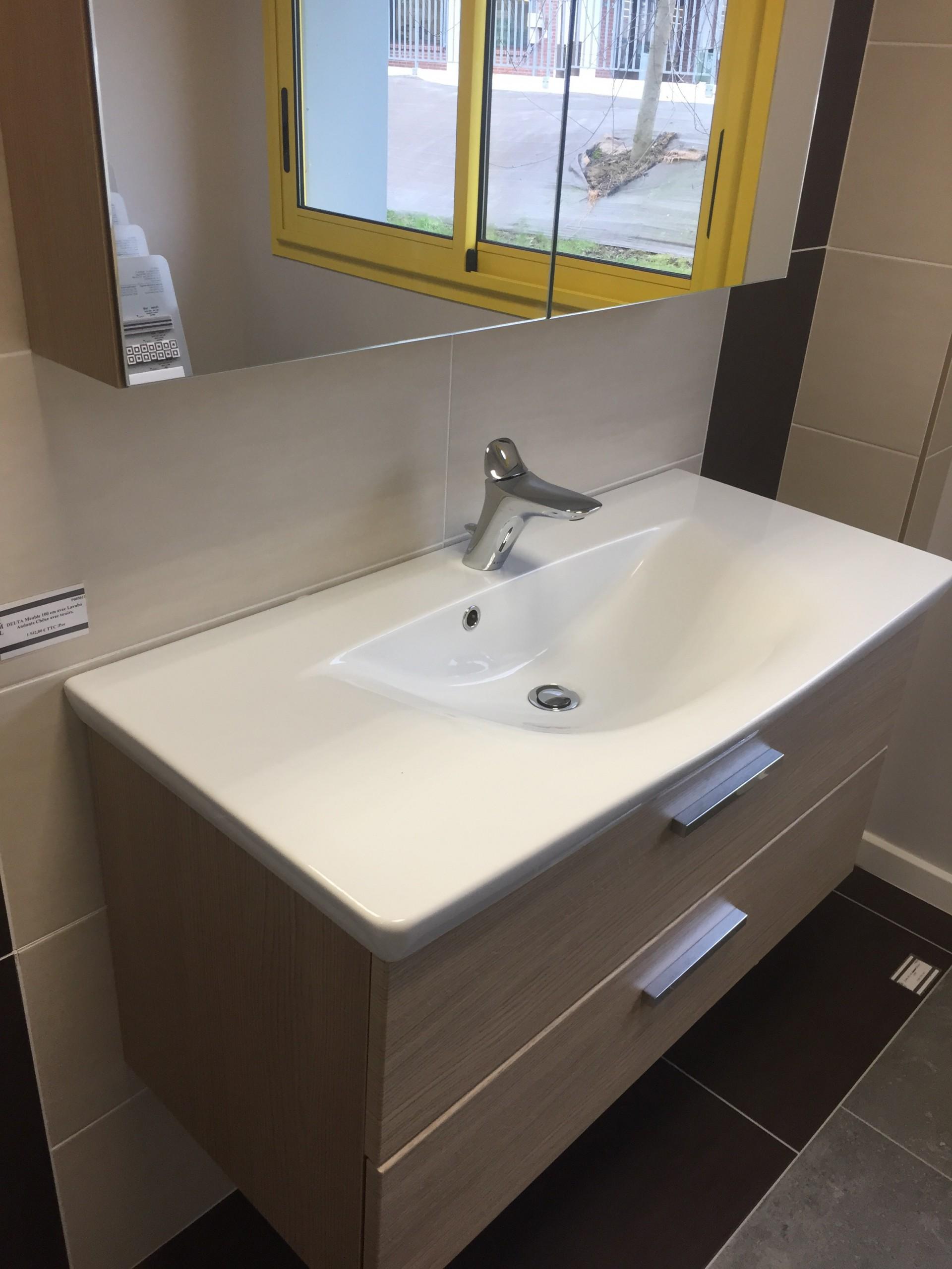 Matériaux salle de bains